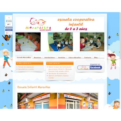 web escuelas infantiles: