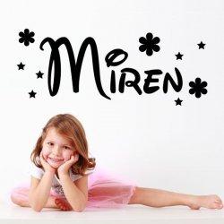 Vinilo nombre Miren