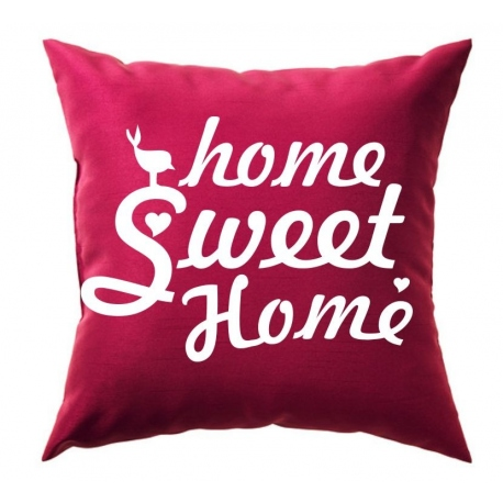 cojines originales Home Sweet Home